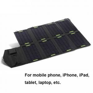 China 28W Solar Laptop Charger Foldable Folding Solar Panel Portable Solar Panel Charger for Mobile Phone iPhone iPad Camera on sale