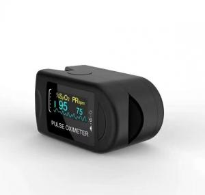 China Portable pulse oximeter, blood oxygen saturation test machine, covid checking for initial type on sale