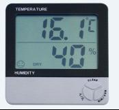 China Digital Household Thermometer on sale