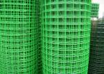 1/2 X 1 BWG19 PVC Coated Welded Wire Rolled Fencing