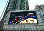 China Advertising Outdoor LED Screens Full Color Video Billboard P5 Waterproof IP65 Module wholesale