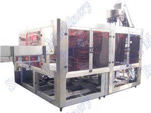 China 9000 B/H High Efficiency Auto Carbonated Drink Filling Machine Production Plant DCGF32-32-8 on sale