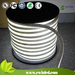 China White Neon LED Tube 220V 80LEDs/M 4.8W/M Neon Belt with CE RoHS on sale
