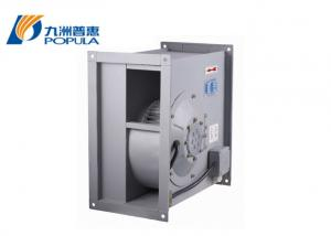 China Energy Saving In Line Centrifugal Fan , 50Hz Centrifugal Industrial Fans on sale
