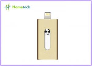 China 8 / 16 / 32 / 64GB OTG Smartphone USB Flash Drive Customized Logo on sale