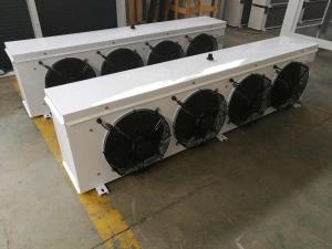 Quality 220V / 380V Refrigeration Controls Double Fan V Type Dual Fans Condensers for sale