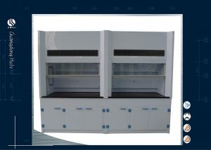 China Industrial Ductless Fume Hood , Air Clean Laboratory Ventilation Hoods on sale