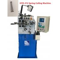 China 220V Powerful CNC Spring Coiler 2 - 3 Axes High Performance For Various Springs on sale