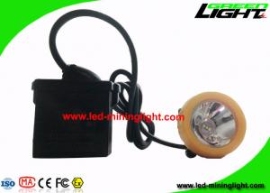 China 10000Lux Rechargeable Coal Mine Lights with SOS Flash 18 Hours Working Time on sale