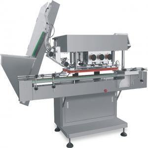 China Protective Ring Caps Automatic Packaging Machine Capping Screwing Machine on sale