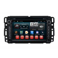 GMC 2013 Yukon Acadia Sierra Car GPS Navigation System Android DVD Player