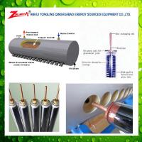 direct-heated solar water heater