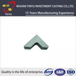 China CAD / JPEG Drawing Custom Steel Casting Casting Parts In Automobile Custom Service on sale