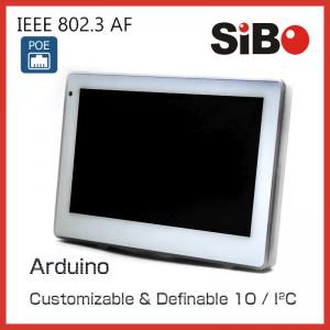 China White Wall Mounted Tablet PC For Home Automation on sale