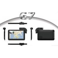 G7 Waterproof Separate Lens Car GPS Navigator Built DVR Black Box