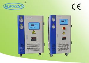 China Blue Box Industrial Water Chiller , Air Cooled Portable Water Chiller on sale