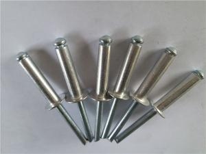 China Open end blind rivets  Aluminum Rivets  POP rivets Fastener Hardware Screw on sale
