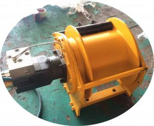China Widely used small hydraulic winch for truck crane/boat/trailer/bulldozer/diamond core drilling rig on sale