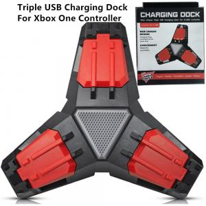 China Unique Triple USB Charging Dock charger for Xbox One Controller on sale