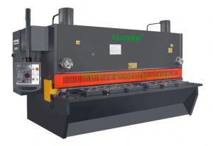 China 3200mm Hydraulic Guillotine Shearing Machine / Shearing Metal Plates on sale