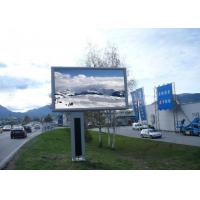 China 1/4 Sacn Smd Giant Outdoor Full Color Led Display Video Wall 8mm Pixel Pitch on sale