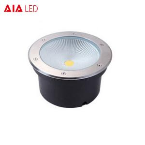 China 40W waterproof IP67 cob led underground up light & outdoor led inground lamp for commercial area on sale