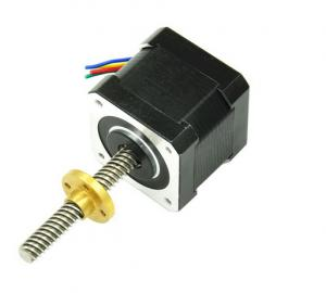 China nema 17 5V linear actuator with lead screw, for prototypes on sale
