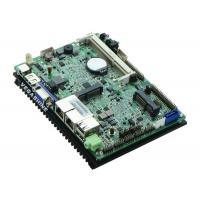 """Low Power Industrial PC 3.5"""" inch 6 COM , 6 USB , 2 LAN fanless Motherboard"""