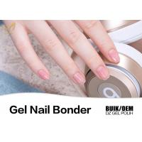 Strong Adhesion Gel Nail Bonder Uv Gel Base Coat No Buble Environmental