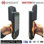 4G Sim Card 900Mhz Handheld Bluetooth UHF RFID Reader ISO1800-6C EPC Gen2
