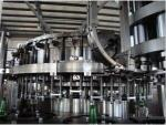 220V Beverage Packaging Machine Water Bottling Machines With Frozen Chilled Process