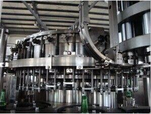 China 220 V Beverage Packaging Machine Water Bottling Machines With Frozen Chilled Process on sale