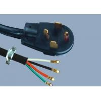 UL CUL CSA 30A 250V Heavy Duty Range NEMA 14-30P Electric Angle Plug clothes dryer four prong American UL Power Cord