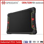 IP65 Android 5.1 Tablet 8 Inch Portable Terminal Device With Download Google Play Store