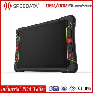 China IP65 Android 5.1 Tablet 8 Inch Portable Terminal Device With Download Google Play Store supplier