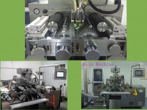 China Largest Stainless Steel Medical Soft Capsule Making Machine / Production Line on sale