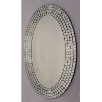 2013 hot selling fashion round mosaic mirror