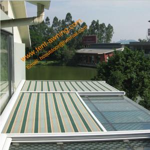 Glass Room Motorized Romote Control Skylight Conservatory Roof