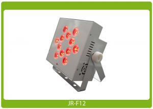 China Mobile LED Wash Fixture 12x15W RGBWA 5in1 Most Reliable Equipment on sale