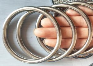 China Weldless Stainless Steel Round Ring For Collars Leashes And Harnesses 3mm-13mm on sale