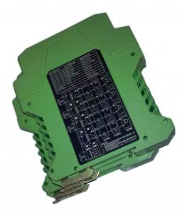 China 4-20mA signal isolation transmitter(1-input-4-output) on sale