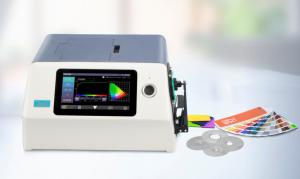 China Benchtop Color Measurement Spectrophotometer 3nh YS6060 Color Analyzer To Replace CM-3600A on sale