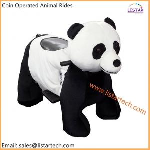 China China Produced Hottest Musical Stuffed Animals Rides, Funny Stuffed Animals for Kiddie on sale