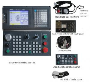 China DSP CNC Machine Control Systems For Wood Working Machine 490 * 320 * 390mm on sale