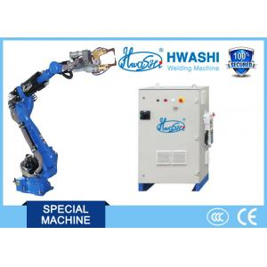 China HWASHI 165KG Six Axis Spot Welding  Robot Arm for Automobile Parts on sale
