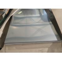 301 Standard SS Steel Sheet 2B BA Finish With Custom Width 1.0mm Thickness