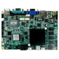 "China 3.5"" single board computer with Intel®Atom D2550/N2600/LVDS/VGA/CF/2LAN/Audio EVOC EC3-1816 on sale"