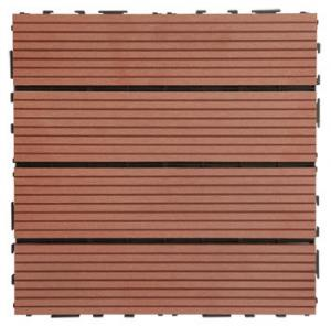 China WPC DIY Tiles/WPC Flooring/WPC Quick Deck 310*310*25mm (RMD-D1) on sale