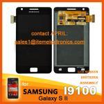 MONTAJE DE LA EXHIBICIÓN DEL SAMSUNG GALAXY S2 I9100 LCD