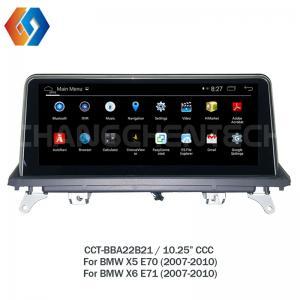 China 10.25 RK PX3 BMW multimedia For BMW X5 E70 (2007-2010) X6 E71 (2007-2010) Original CCC System on sale